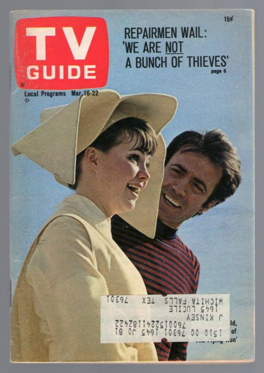 1968 FLYING NUN