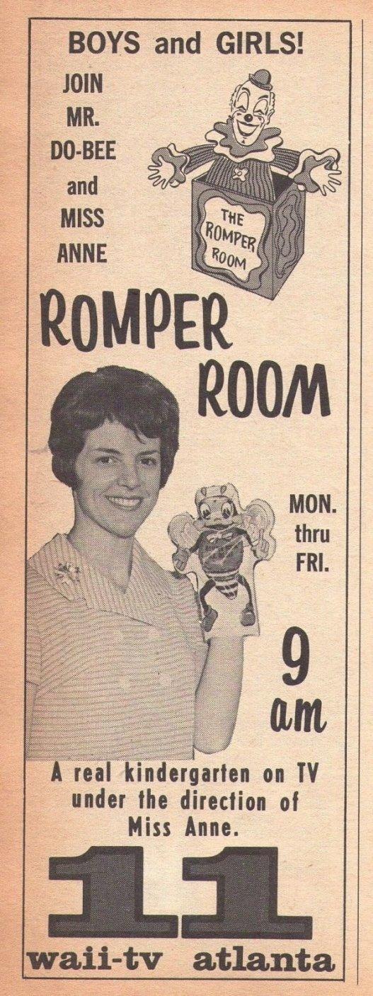 1968 ROMPER ROOM