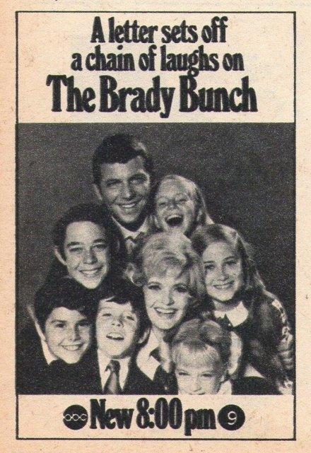1969 BRADY BUNCH