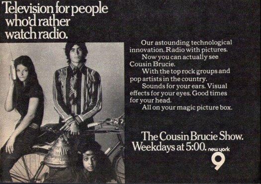 1969 COUSIN BRUCIE