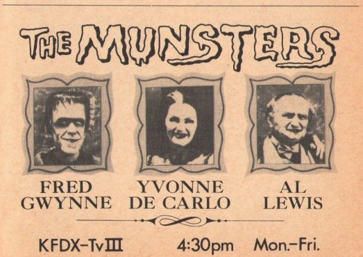 1970 MUNSTERS