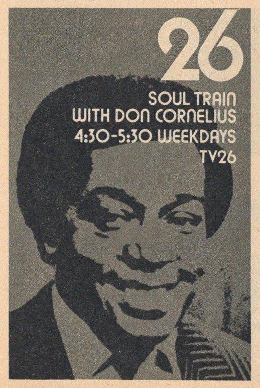 1971 SOUL TRAIN