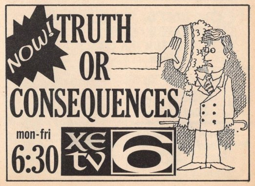 1971 TRUTH CONSEQUENCES