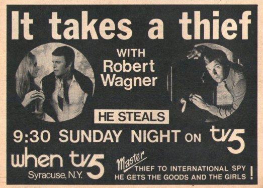 1973 TAKE A THIEFT