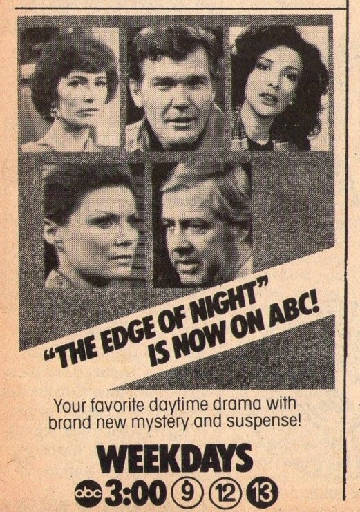 1975 EDGE OF NIGHT
