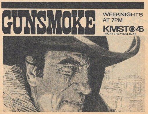 1976 GUNSMOKE