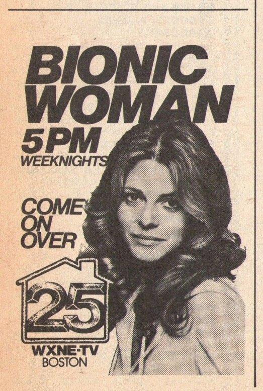 1979 BIONIC WOMAN