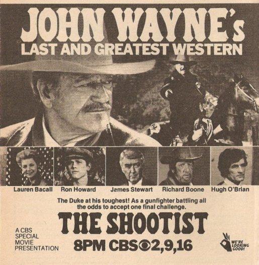 1979 JOHN WAYNE