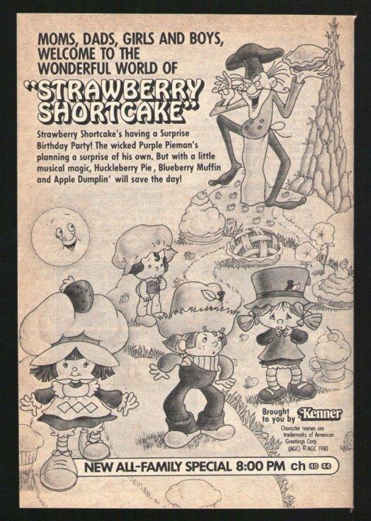 1980 STRAWBERRY