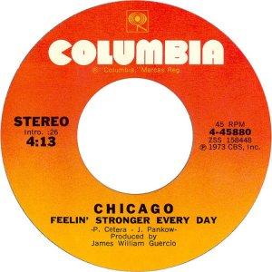 CARIBOU 1973 - CHICAGO 45