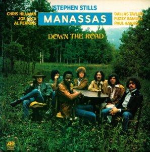 CARIBOU 1973 - STILLS MANASSAS LP