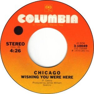 CARIBOU 1974 - CHICAGO 45