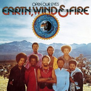 CARIBOU 1974 - EARTH WIND FIRE LP