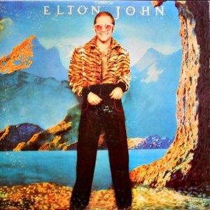 CARIBOU 1974 - ELTON JOHN LP