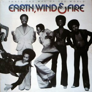 CARIBOU 1975 - EARTH WIND FIRE LP