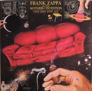 CARIBOU 1975 - FRANK ZAPPA LP