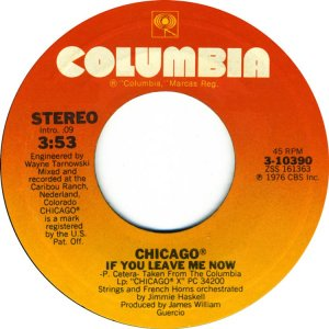 CARIBOU 1976 - CHICAGO 45