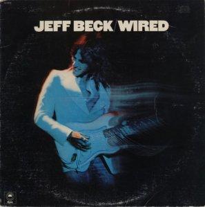 CARIBOU 1976 - JEFF BECK LP