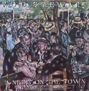 CARIBOU 1976 - ROD STEWART LP