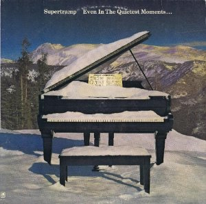 CARIBOU 1977 - SUPERTRAMP LP