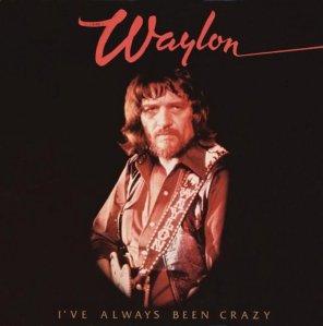 CARIBOU 1978 - WAYLON JENNINGS LP