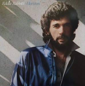 CARIBOU 1980 - EDDIE RABBITT LP