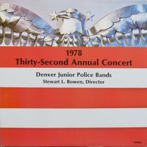 DENVER POLICE BAND - AUD 2042 (1)