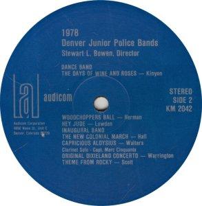 DENVER POLICE BAND - KAUD 2042_0001
