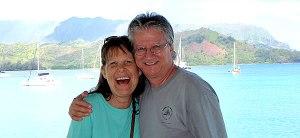 Pastor Richie and Nancy