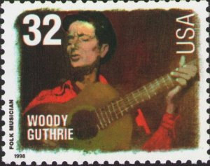 GUTHRIE WOODIE