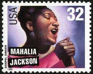 JACKSON MAHALIA