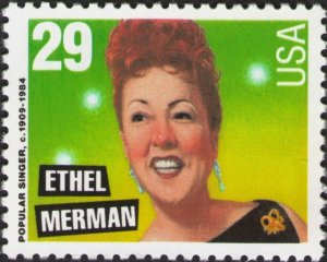 MERMAN ETHEL