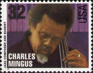 MINGUS CHARLIE