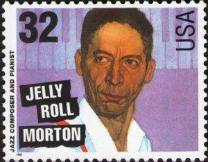 MORTON JELLY ROLL