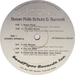 POLIS AND SUMMIT - SANDPIPER