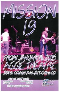 POSTER - AGGIE HOUSE FT COLLINS A1