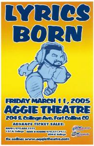 POSTER - AGGIE HOUSE FT COLLINS A2