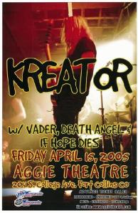 POSTER - AGGIE THEATER FORT COLLINS A1