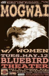 POSTER - BLUEBIRD A6