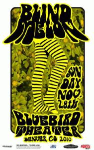 POSTER - BLUEBIRD THEATER 4