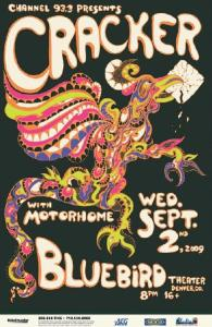 POSTER - BLUEBIRD THEATER 6