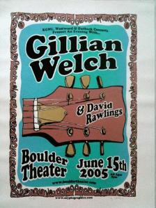 POSTER - BOULDER THEATER 16