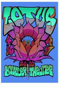 POSTER - BOULDER THEATER A11