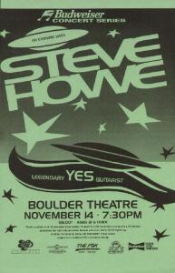 POSTER - BOULDER THEATER B20