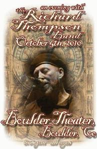 POSTER - BOULDER THEATER B5