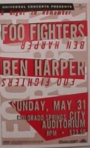 POSTER - COLORADO SPRINGS 01