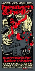 POSTER - COORS AMPITHEATER 01