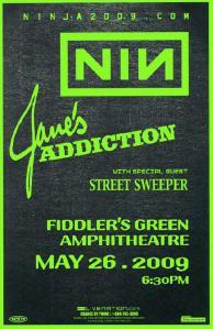 POSTER - FIDDLER'S GREEN A10