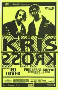 POSTER - FIDDLER'S GREEN A4