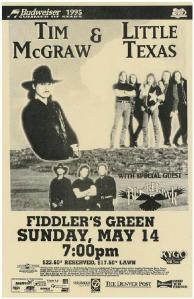 POSTER - FIDDLERS GREEN B16